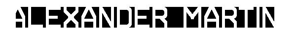 ALEXANDER MARTIN / OFFIZIELLE WEBSITE